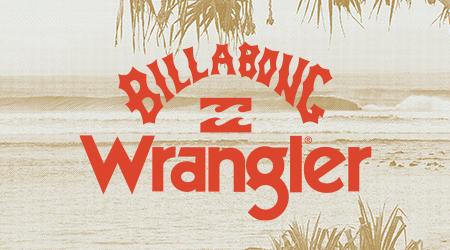 Shop Billabong x Wrangler Collection